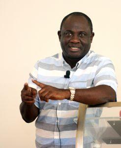 Philip Asamoah - Vom Geist geleitet im Gespräch und Leiterschaft